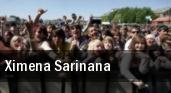 Ximena Sarinana San Francisco tickets