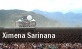 Ximena Sarinana Washington tickets