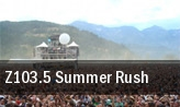 Z103.5 Summer Rush Alderney Landing Events Plaza tickets