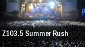 Z103.5 Summer Rush Dartmouth tickets