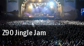 Z90 Jingle Jam Valley View Casino Center tickets