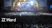 ZZ Ward Detroit tickets