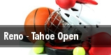 Reno - Tahoe Open tickets