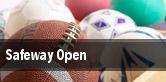 Safeway Open tickets