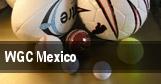 WGC Mexico tickets