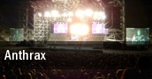 Anthrax Silver Spring tickets