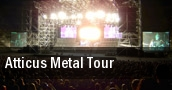 Atticus Metal Tour Majestic Theatre tickets