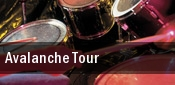 Avalanche Tour El Paso County Coliseum tickets