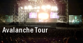 Avalanche Tour El Paso tickets