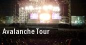 Avalanche Tour Hammerstein Ballroom tickets