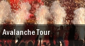 Avalanche Tour San Antonio tickets