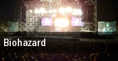 Biohazard tickets