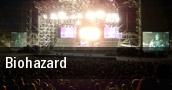 Biohazard Starland Ballroom tickets