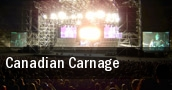 Canadian Carnage Scotiabank Saddledome tickets