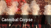 Cannibal Corpse The Rock tickets