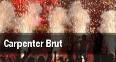 Carpenter Brut New York tickets