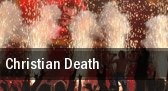 Christian Death Los Angeles tickets
