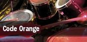 Code Orange Pittsburgh tickets