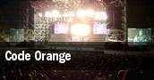 Code Orange Worcester tickets