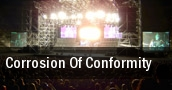 Corrosion of Conformity Salt Lake City tickets