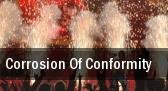 Corrosion of Conformity Starland Ballroom tickets