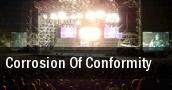 Corrosion of Conformity Taft Theatre tickets