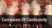 Corrosion of Conformity The Triple Rock Social Club tickets
