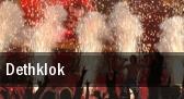 Dethklok Stage AE tickets