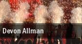 Devon Allman Columbia tickets