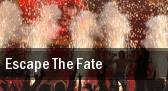 Escape The Fate Chico tickets