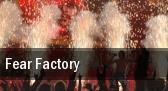 Fear Factory Sayreville tickets