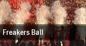 Freakers Ball Montbleu tickets