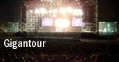 Gigantour General Motors Centre tickets