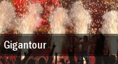 Gigantour Showare Center tickets