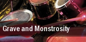 Grave and Monstrosity Baltimore tickets
