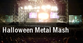Halloween Metal Mash tickets
