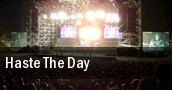 Haste The Day Valley View Casino Center tickets
