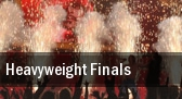 Heavyweight Finals tickets