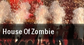 House Of Zombie Anaheim tickets