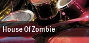 House Of Zombie House Of Blues tickets