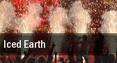 Iced Earth Houston tickets