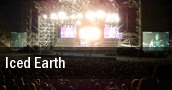 Iced Earth Seattle tickets