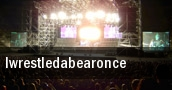 Iwrestledabearonce tickets