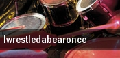 Iwrestledabearonce Peabodys Downunder tickets