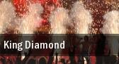 King Diamond Cains Ballroom tickets