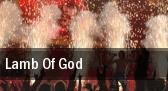 Lamb Of God New York tickets