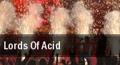 Lords of Acid Tulsa tickets