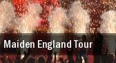 Maiden England Tour Shoreline Amphitheatre tickets