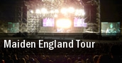 Maiden England Tour Spring tickets