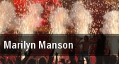 Marilyn Manson Warfield tickets